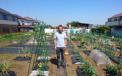 体験農園開設事例「ニーズとしてあるし、社会にも必要だと感じた。」